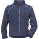 Didriksons 1913 Monte 2 Jacket Kids Navy